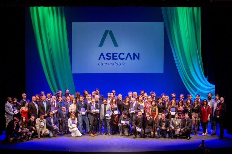 'Viaje al cuarto de una madre' y 'Entre dos aguas' triunfan en los Premios ASECAN 2019