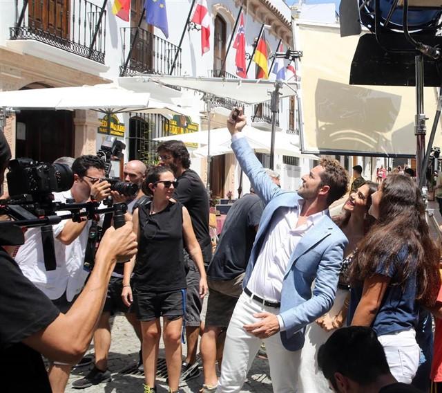 Marbella registra más de 70 producciones audiovisuales en 2018