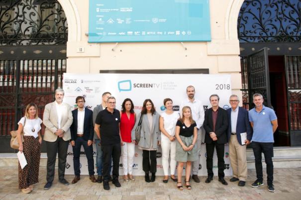 El Festival de Málaga hará un guiño a la producción televisiva en Screen TV 2018