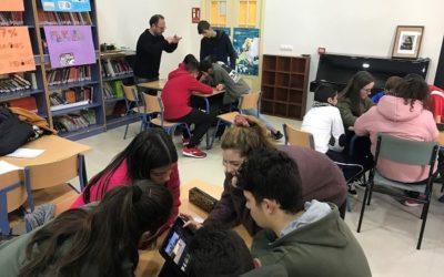 ESCAC – Cine Base inauguran su programa de asistencia en el aula en Andalucía