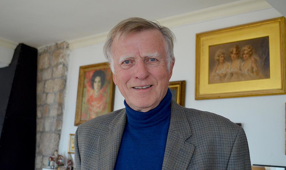 Peter Beale, artífice de Star Wars, recibirá el Premio Bayra de Honor del Festival de Vera