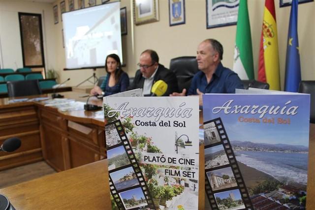Lanzan un portal web para promocionar la comarca de la Axarquía como destino de cine