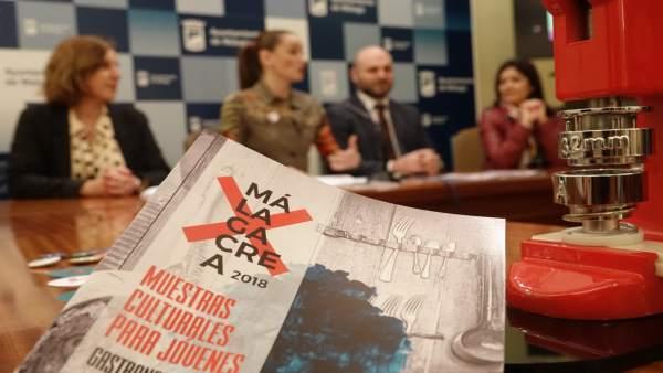 Málagacrea 2019 apuesta por jóvenes innovadores y creativos