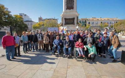 La plaza de la Merced acogerá el Espacio Solidario del Festival de Málaga