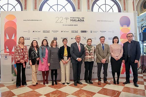 Festival de Málaga presenta los contenidos de su 22 edición