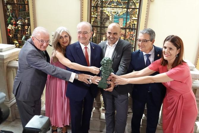 Los Premios Goya 2020 se celebrarán en la ciudad de Málaga