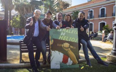 'La maleta de Helios' confía su estreno a Happynet Comunicación