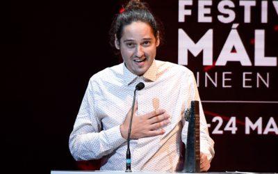 El Festival de Málaga otorga el premio Málaga Talent a Carlos Marques-Marcet